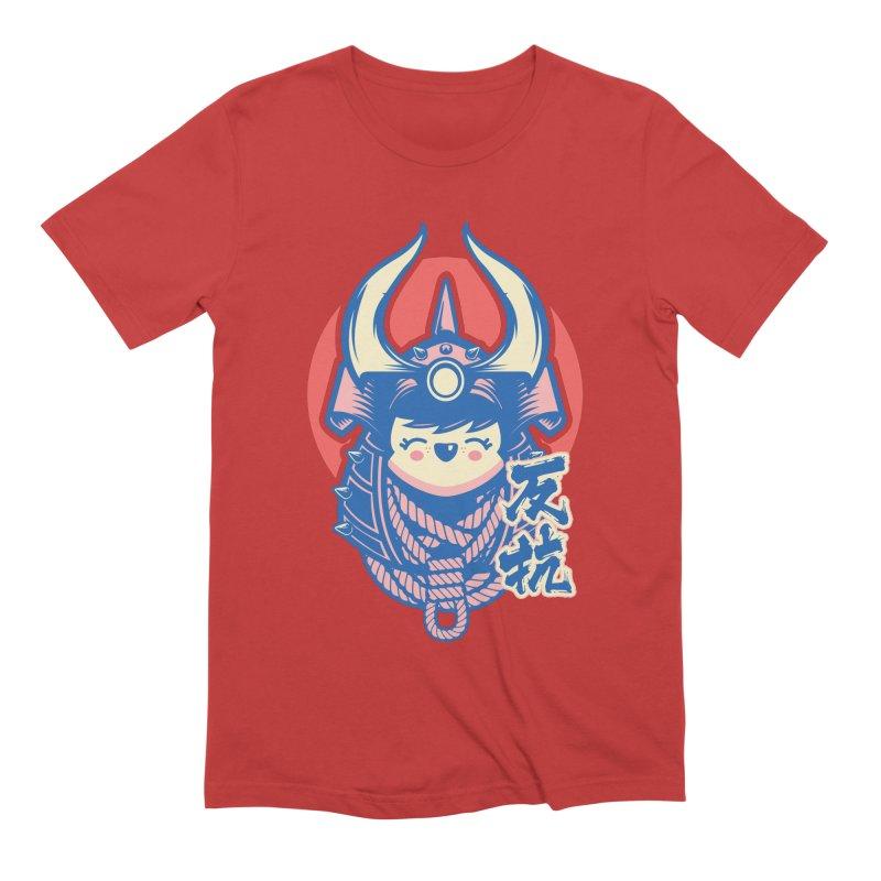 Kawaii Men's Extra Soft T-Shirt by HYDRO74
