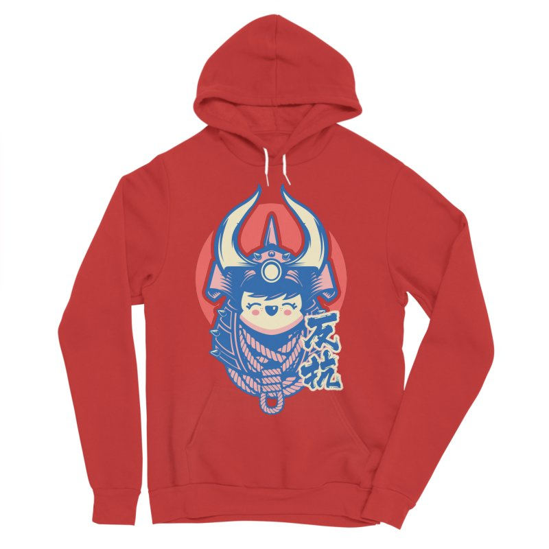 Kawaii Women's Sponge Fleece Pullover Hoody by HYDRO74
