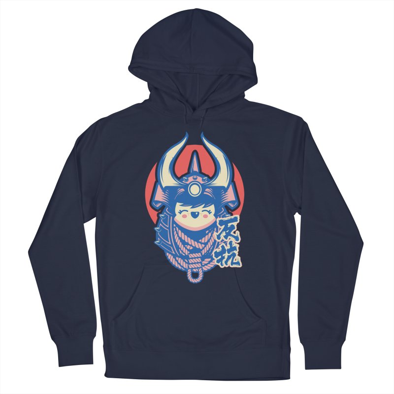 Kawaii Men's Pullover Hoody by HYDRO74