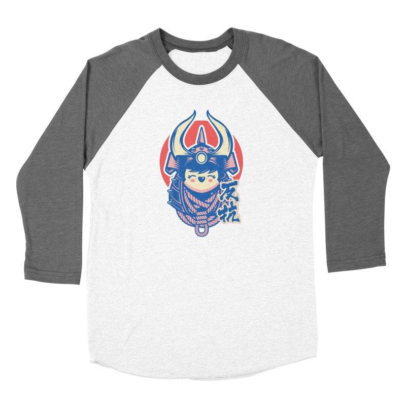 Kawaii Women's Longsleeve T-Shirt by HYDRO74