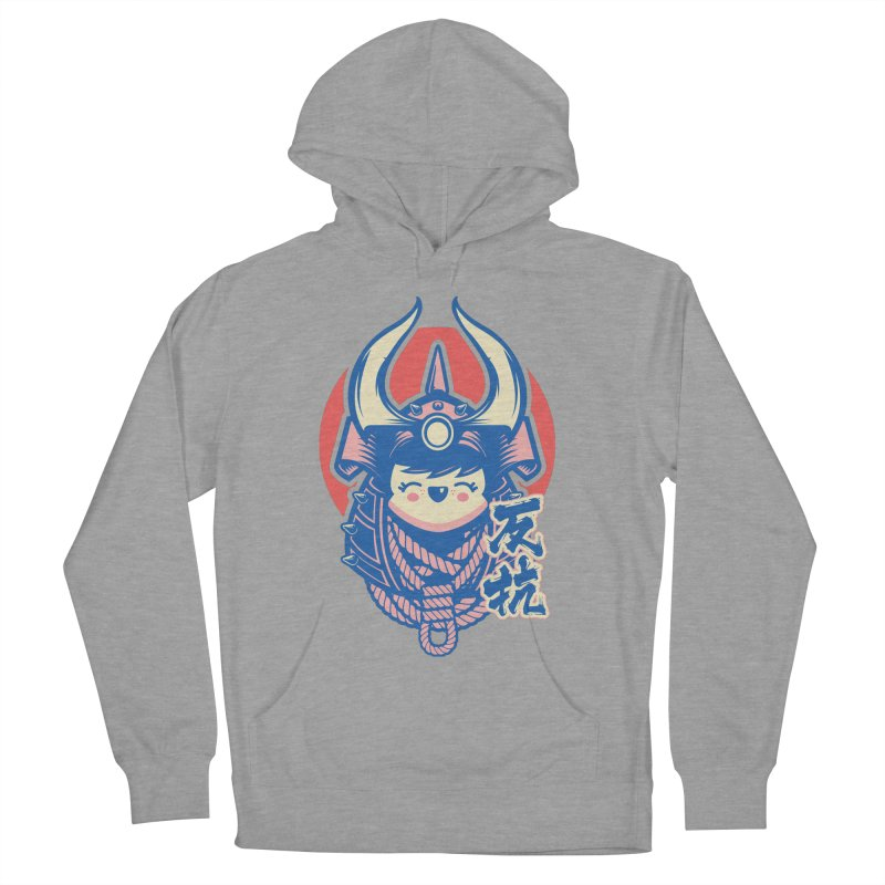 Kawaii Women's French Terry Pullover Hoody by HYDRO74