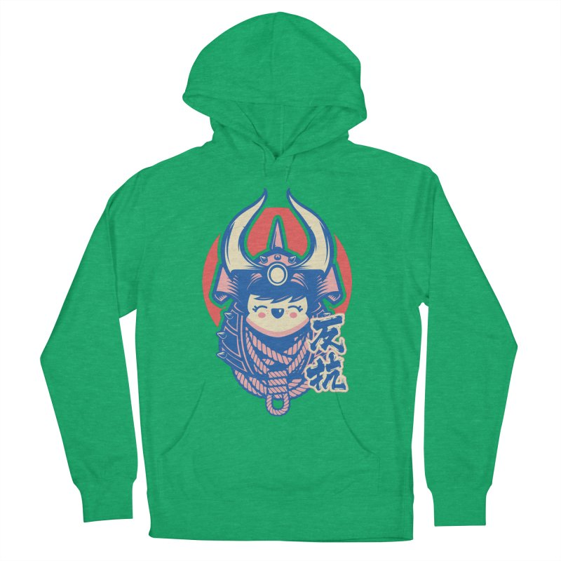 Kawaii Men's French Terry Pullover Hoody by HYDRO74