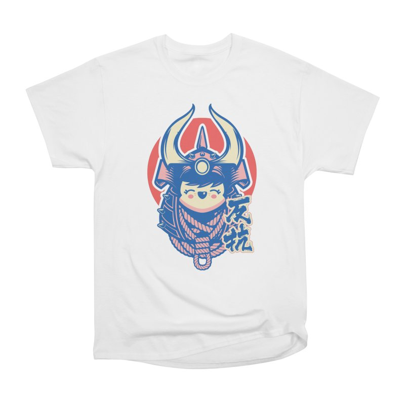 Kawaii Men's Heavyweight T-Shirt by HYDRO74