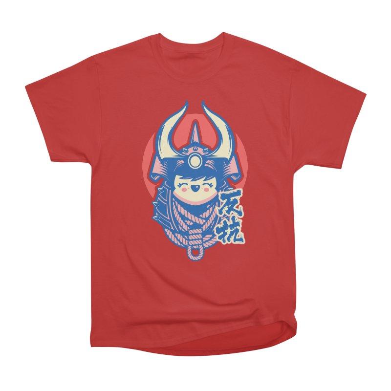Kawaii Men's Heavyweight T-Shirt by HYDRO74