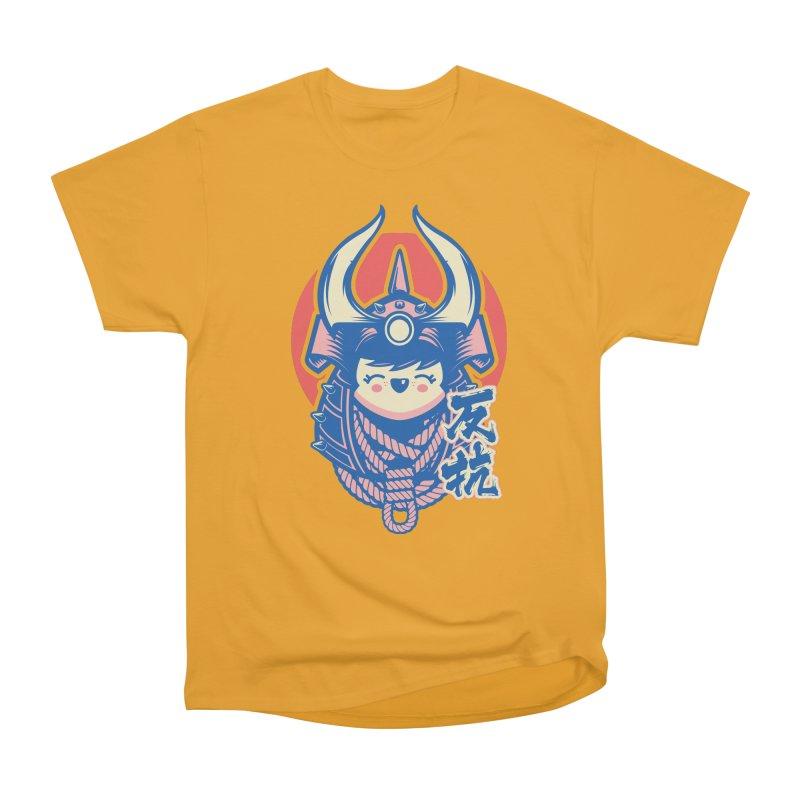 Kawaii Women's Heavyweight Unisex T-Shirt by HYDRO74