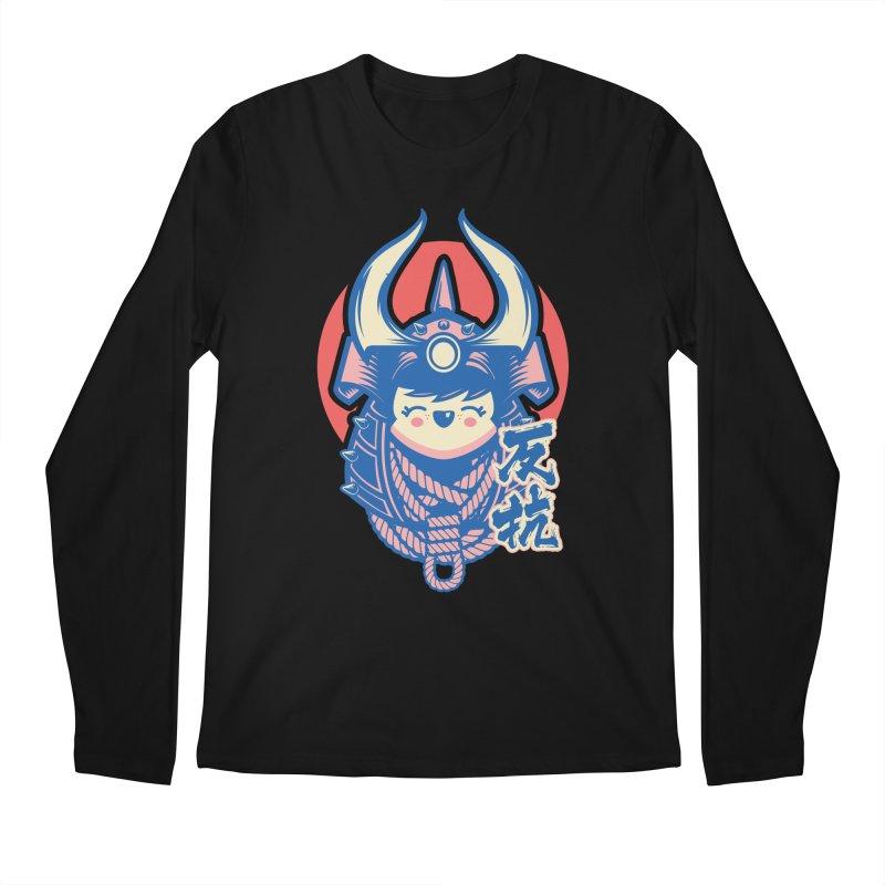 Kawaii Men's Longsleeve T-Shirt by HYDRO74