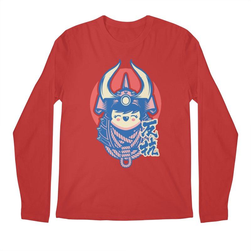 Kawaii Men's Regular Longsleeve T-Shirt by HYDRO74