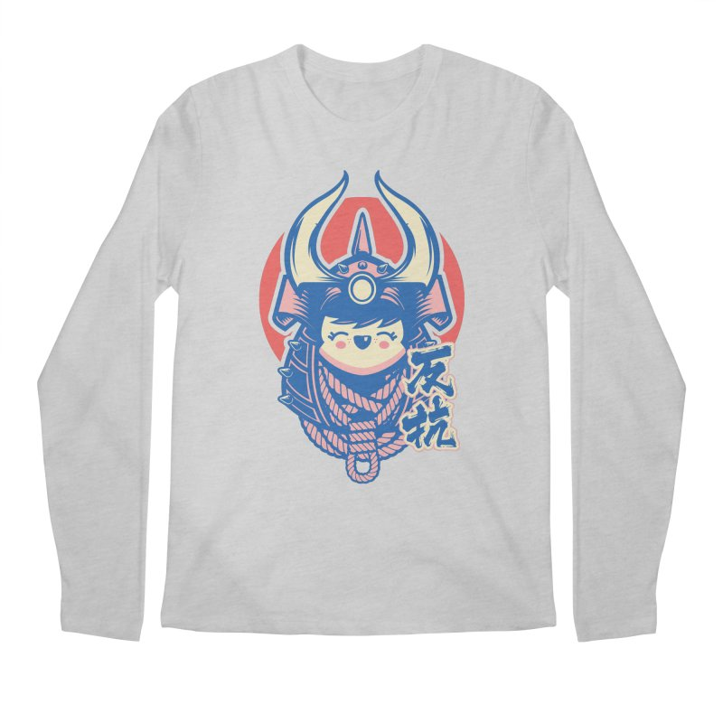 Kawaii Men's Regular Longsleeve T-Shirt by HYDRO74