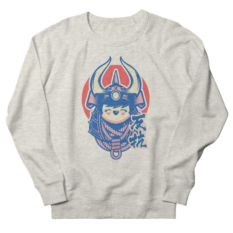 Kawaii Men's French Terry Sweatshirt by HYDRO74