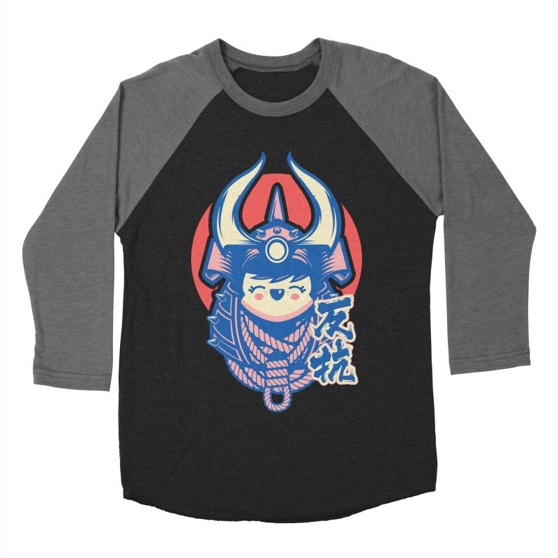 Kawaii Women's Baseball Triblend Longsleeve T-Shirt by HYDRO74