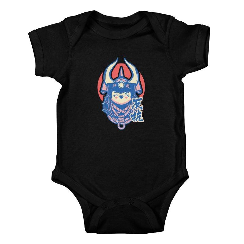 Kawaii Kids Baby Bodysuit by HYDRO74
