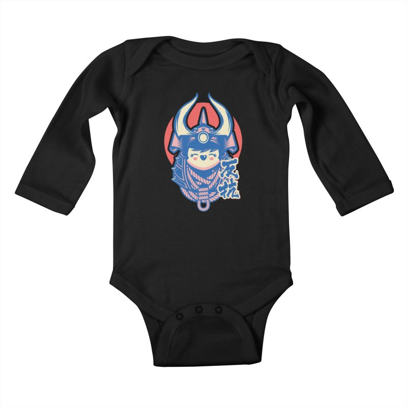 Kawaii Kids Baby Longsleeve Bodysuit by HYDRO74