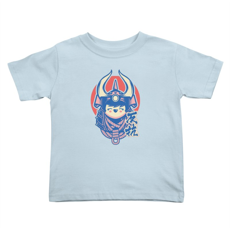 Kawaii Kids Toddler T-Shirt by HYDRO74