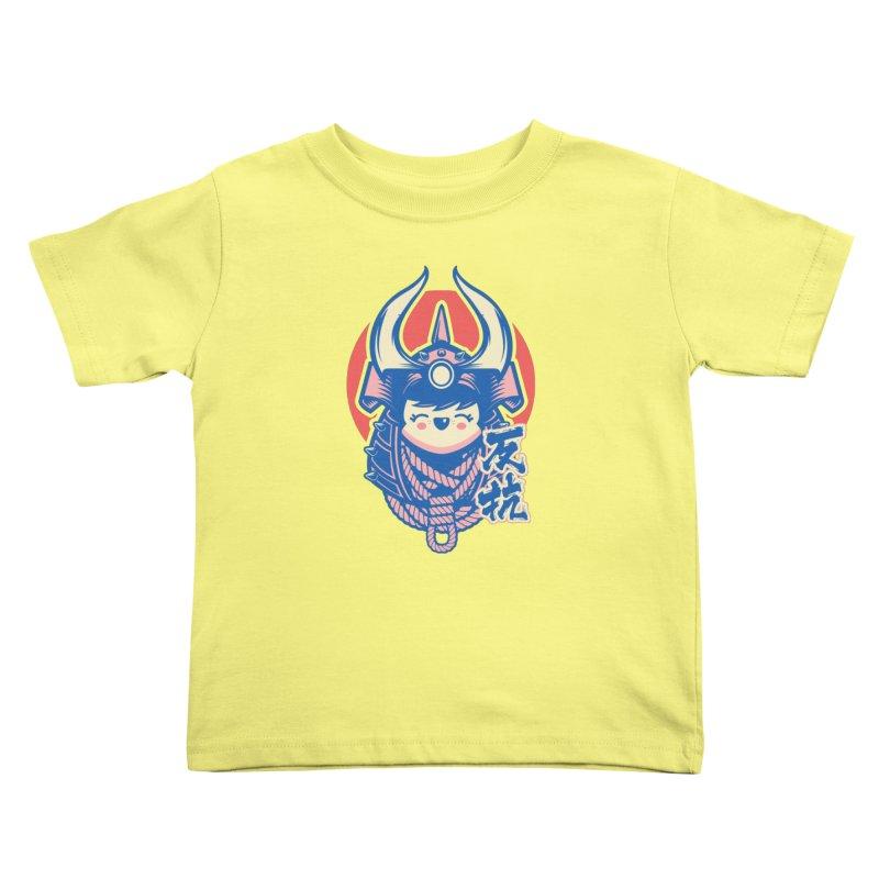 Kawaii Kids Toddler T-Shirt by HYDRO74