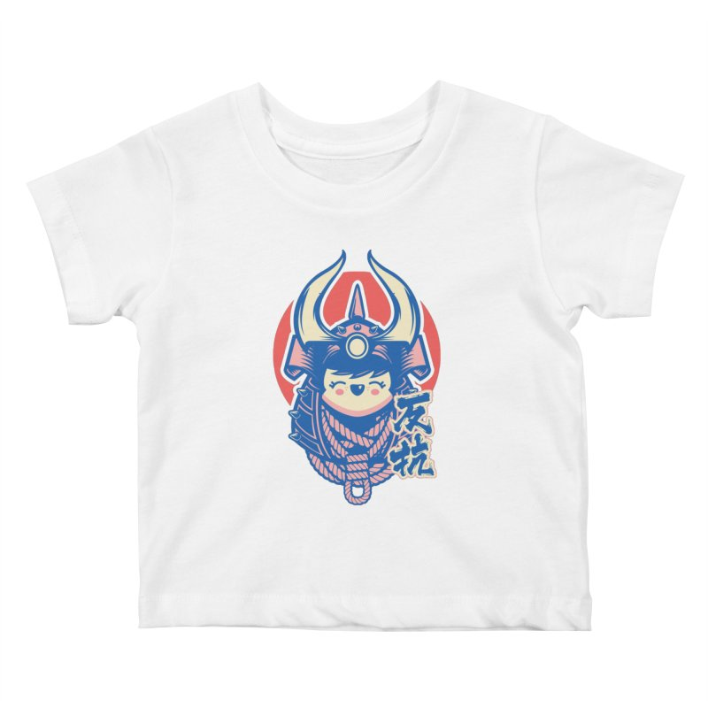 Kawaii Kids Baby T-Shirt by HYDRO74