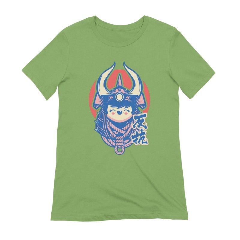 Kawaii Women's T-Shirt by HYDRO74