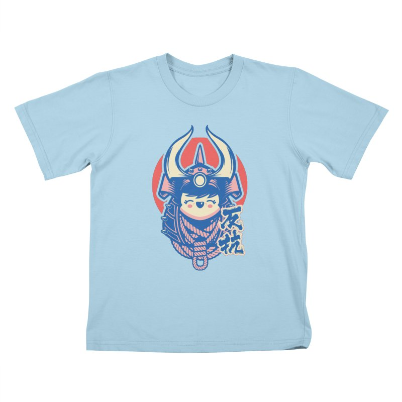 Kawaii Kids T-Shirt by HYDRO74
