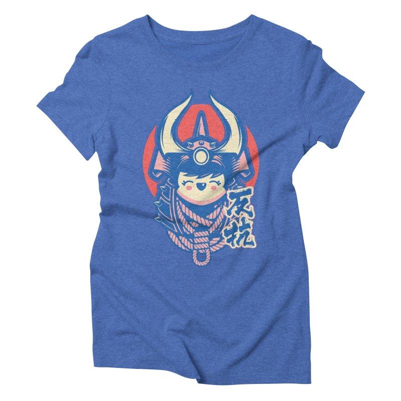Kawaii Women's Triblend T-Shirt by HYDRO74