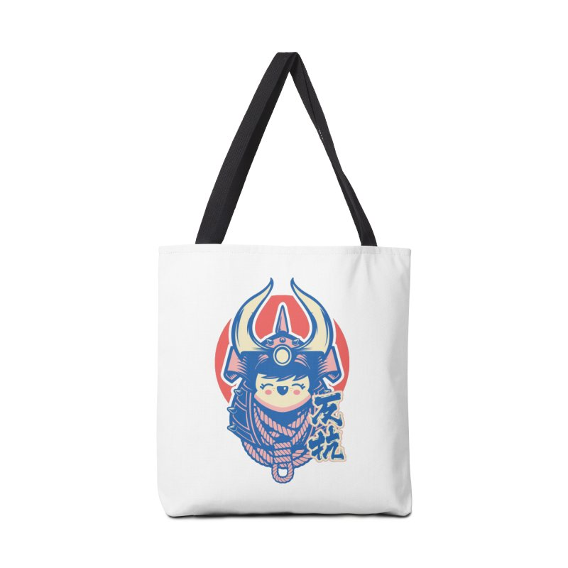 Kawaii Accessories Tote Bag Bag by HYDRO74