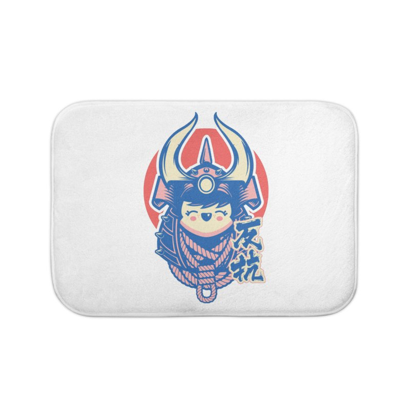 Kawaii Home Bath Mat by HYDRO74