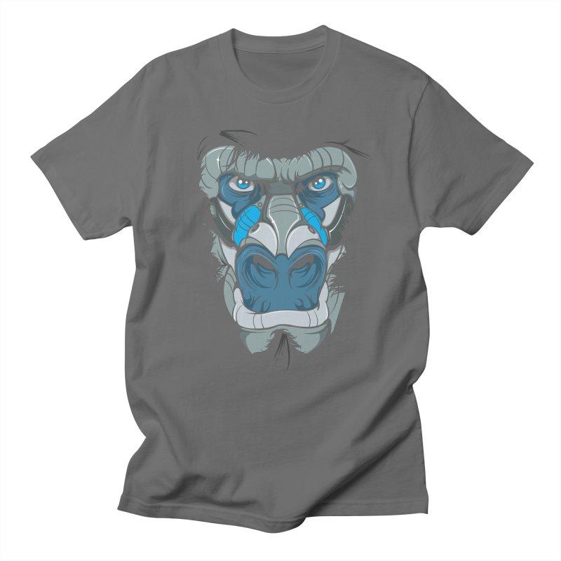 Hydro74 Old School Ape Men's T-Shirt by HYDRO74