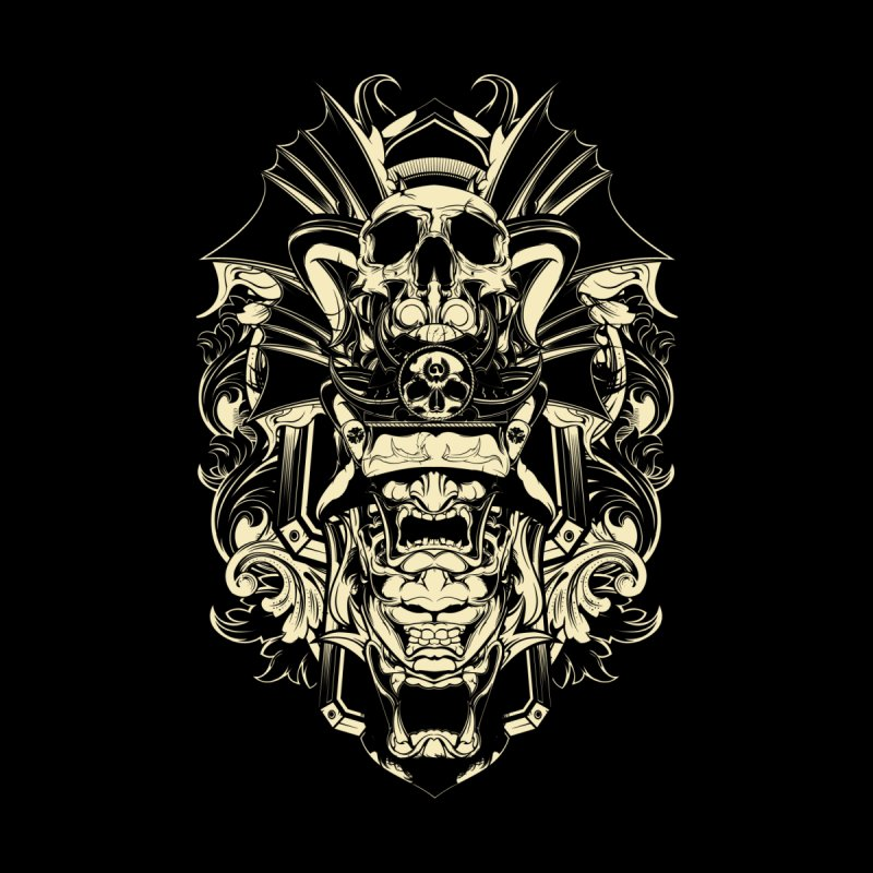 Hydro74 Old School Demon Men's T-Shirt by HYDRO74