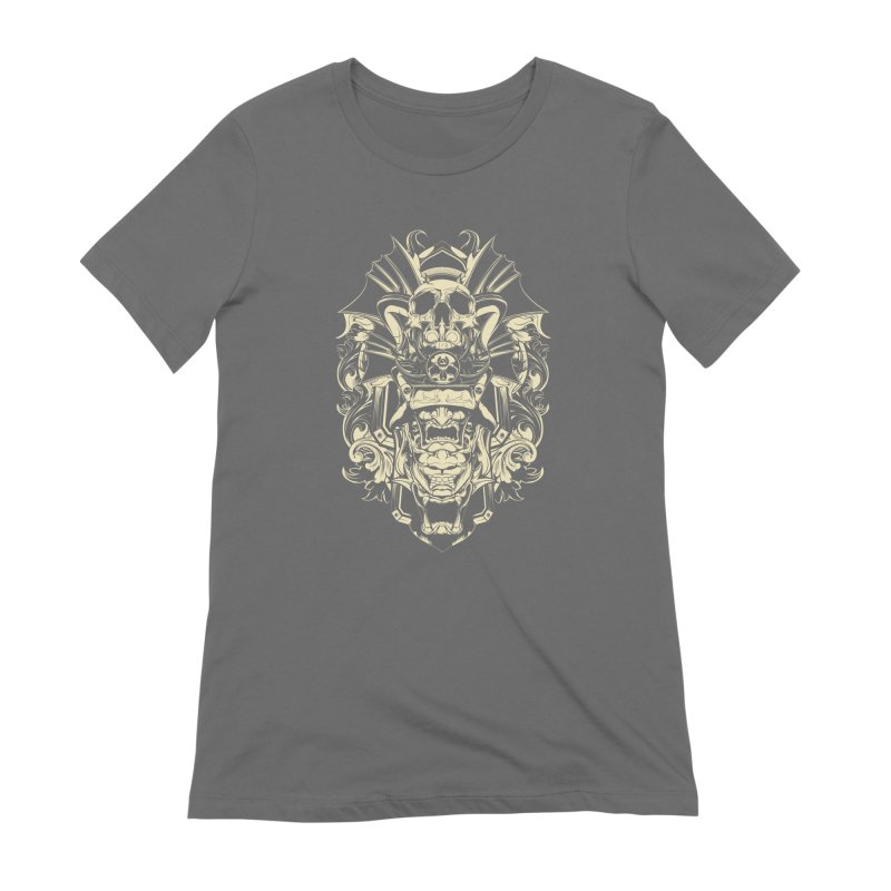 Hydro74 Old School Demon Women's Extra Soft T-Shirt by HYDRO74