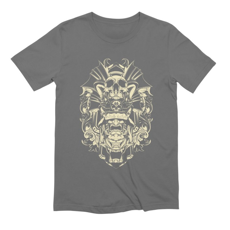 Hydro74 Old School Demon Men's Extra Soft T-Shirt by HYDRO74