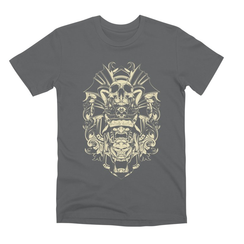 Hydro74 Old School Demon Men's Premium T-Shirt by HYDRO74