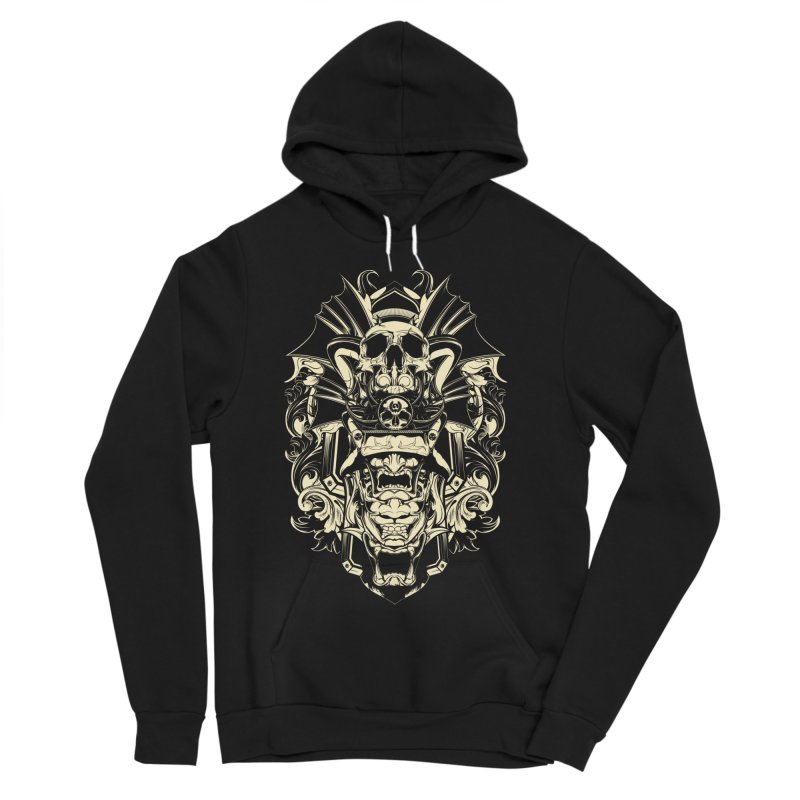 Hydro74 Old School Demon Women's Sponge Fleece Pullover Hoody by HYDRO74