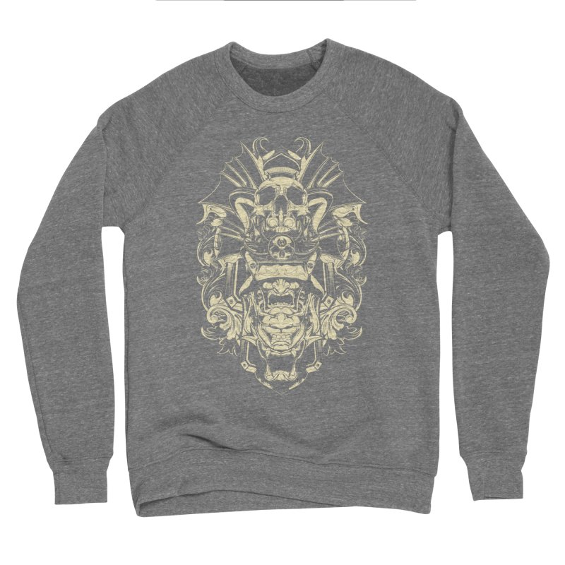 Hydro74 Old School Demon Men's Sponge Fleece Sweatshirt by HYDRO74