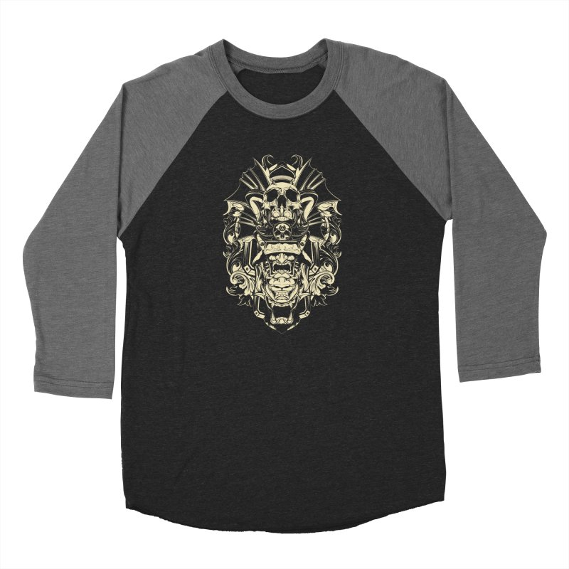 Hydro74 Old School Demon Women's Longsleeve T-Shirt by HYDRO74
