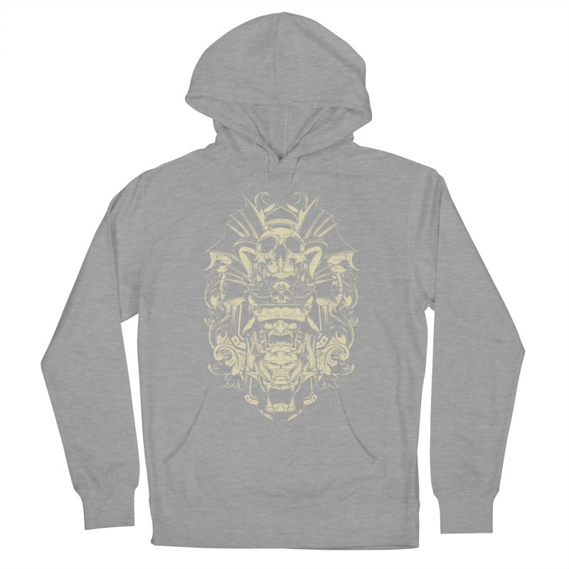 Hydro74 Old School Demon Women's French Terry Pullover Hoody by HYDRO74