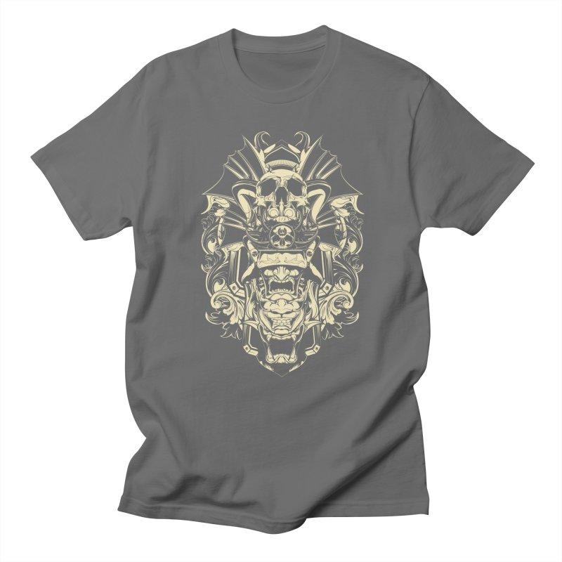 Hydro74 Old School Demon Men's Regular T-Shirt by HYDRO74
