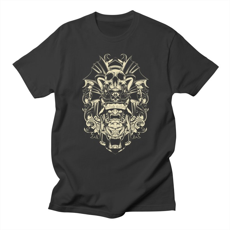 Hydro74 Old School Demon Men's Regular T-Shirt by HYDRO74