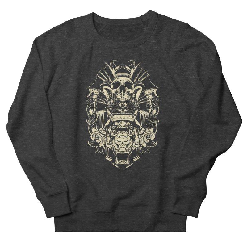 Hydro74 Old School Demon Women's French Terry Sweatshirt by HYDRO74
