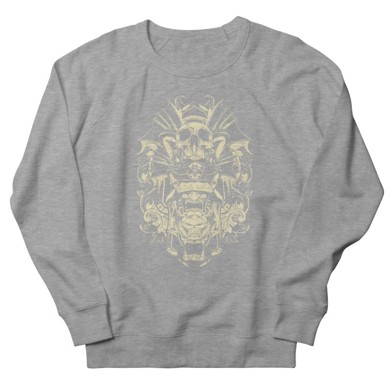 Hydro74 Old School Demon Men's French Terry Sweatshirt by HYDRO74