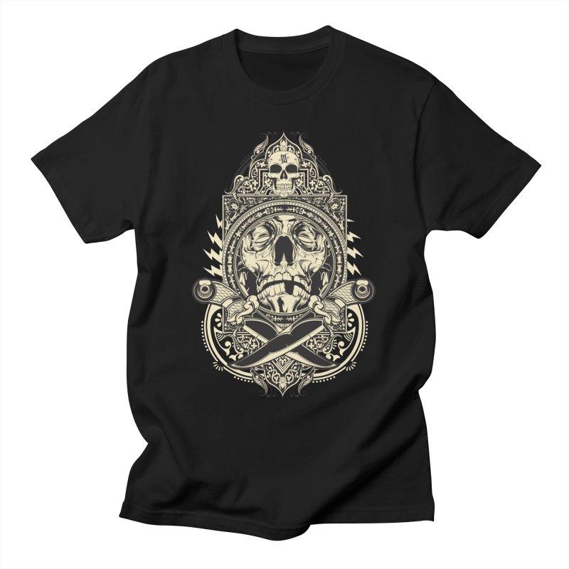 Hydro74 Old School Deity Men's T-Shirt by HYDRO74