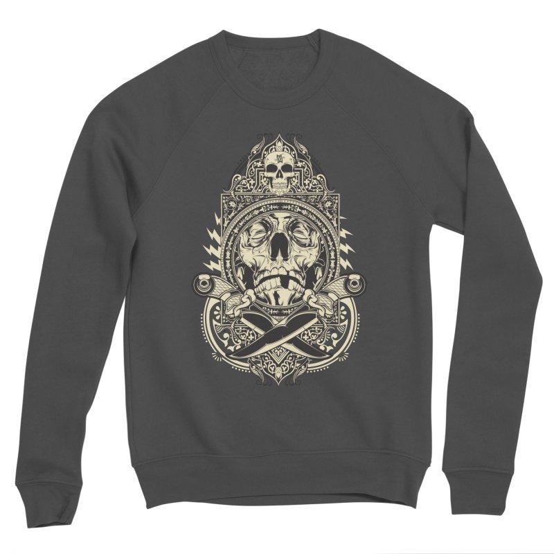 Hydro74 Old School Deity Men's Sponge Fleece Sweatshirt by HYDRO74