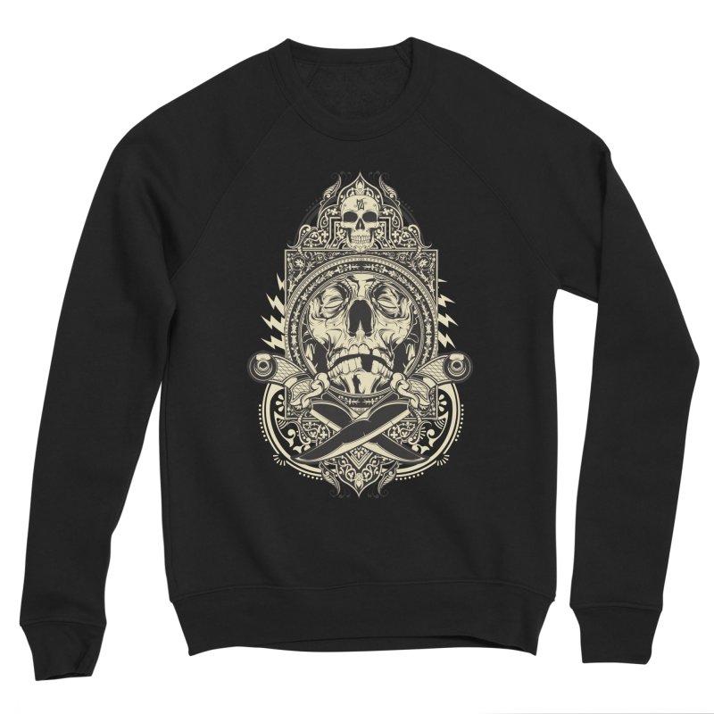 Hydro74 Old School Deity Women's Sponge Fleece Sweatshirt by HYDRO74