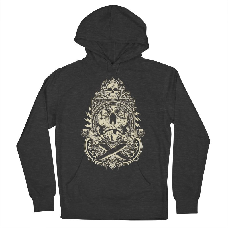 Hydro74 Old School Deity Men's French Terry Pullover Hoody by HYDRO74