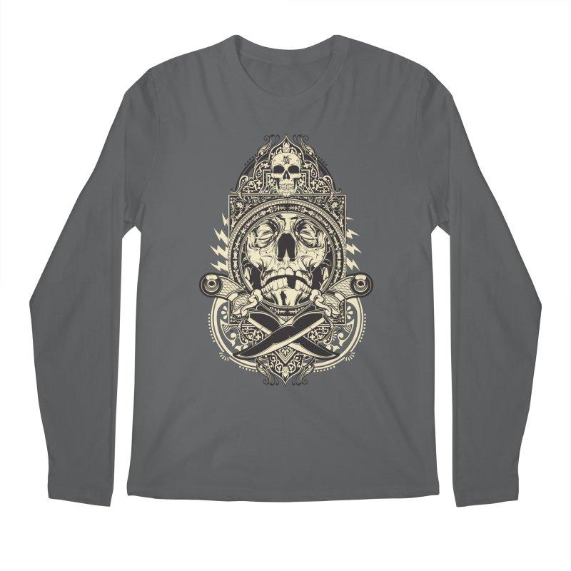 Hydro74 Old School Deity Men's Longsleeve T-Shirt by HYDRO74