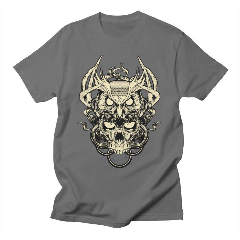 Hydro74 Old School Owl Men's T-Shirt by HYDRO74