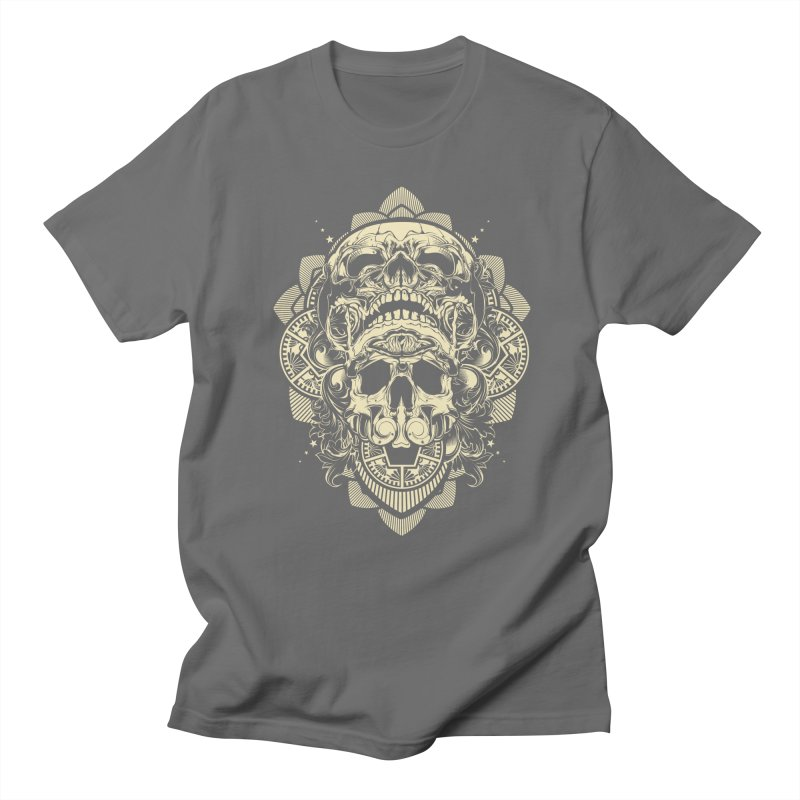 Hydro74 Old School Skull Women's T-Shirt by HYDRO74