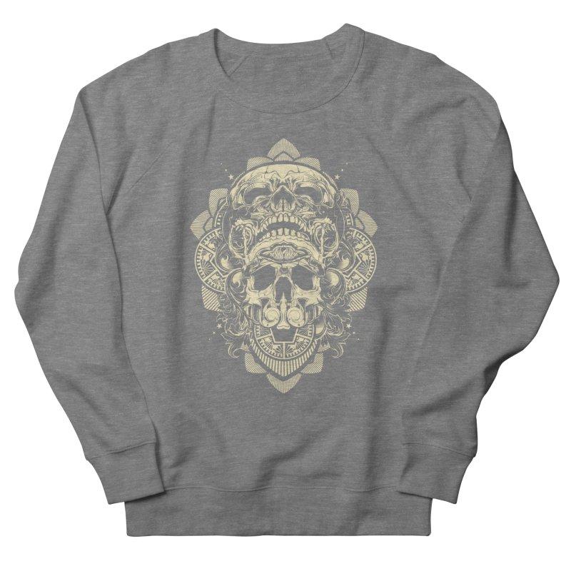 Hydro74 Old School Skull Men's Sweatshirt by HYDRO74