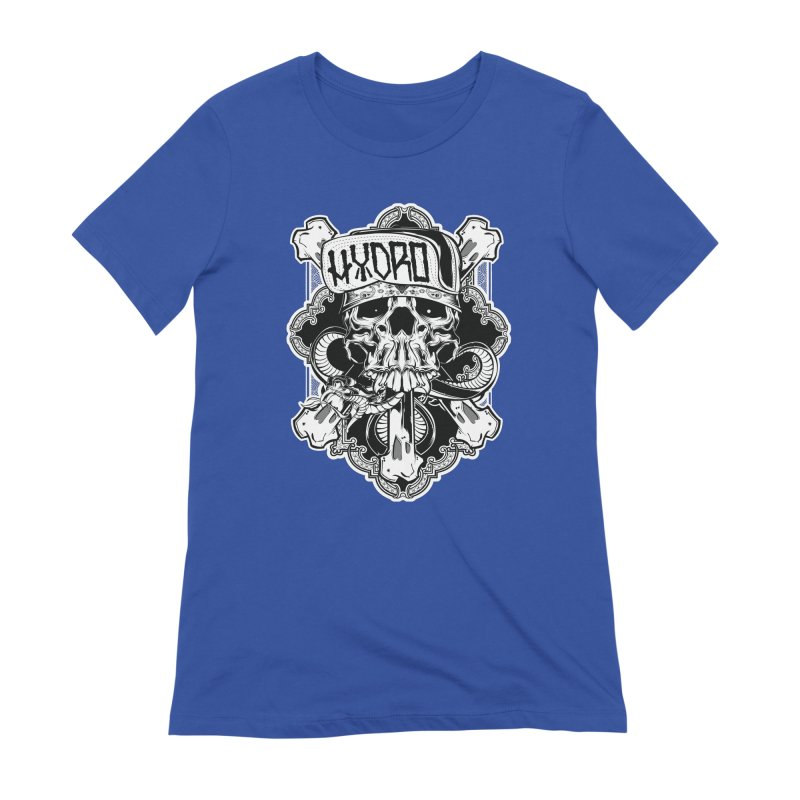 Hydro74 Old School Hesser Women's Extra Soft T-Shirt by HYDRO74