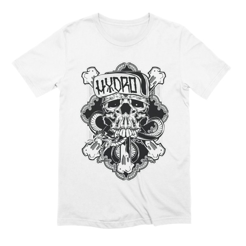 Hydro74 Old School Hesser Men's Extra Soft T-Shirt by HYDRO74