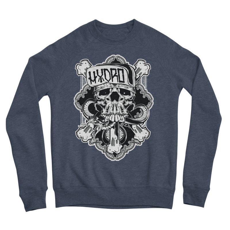 Hydro74 Old School Hesser Men's Sponge Fleece Sweatshirt by HYDRO74
