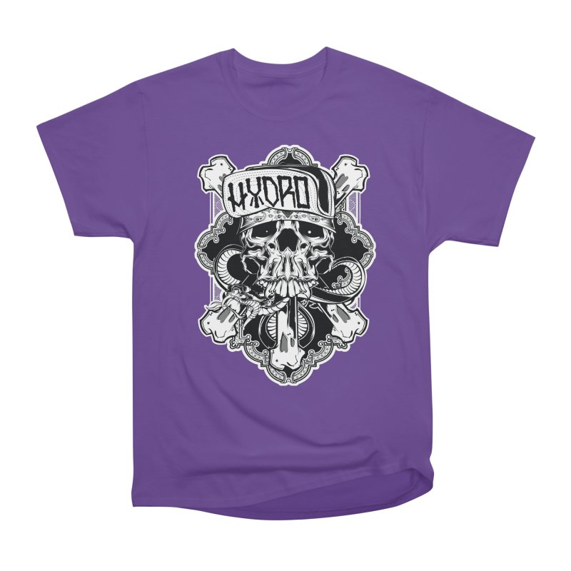 Hydro74 Old School Hesser Men's Heavyweight T-Shirt by HYDRO74