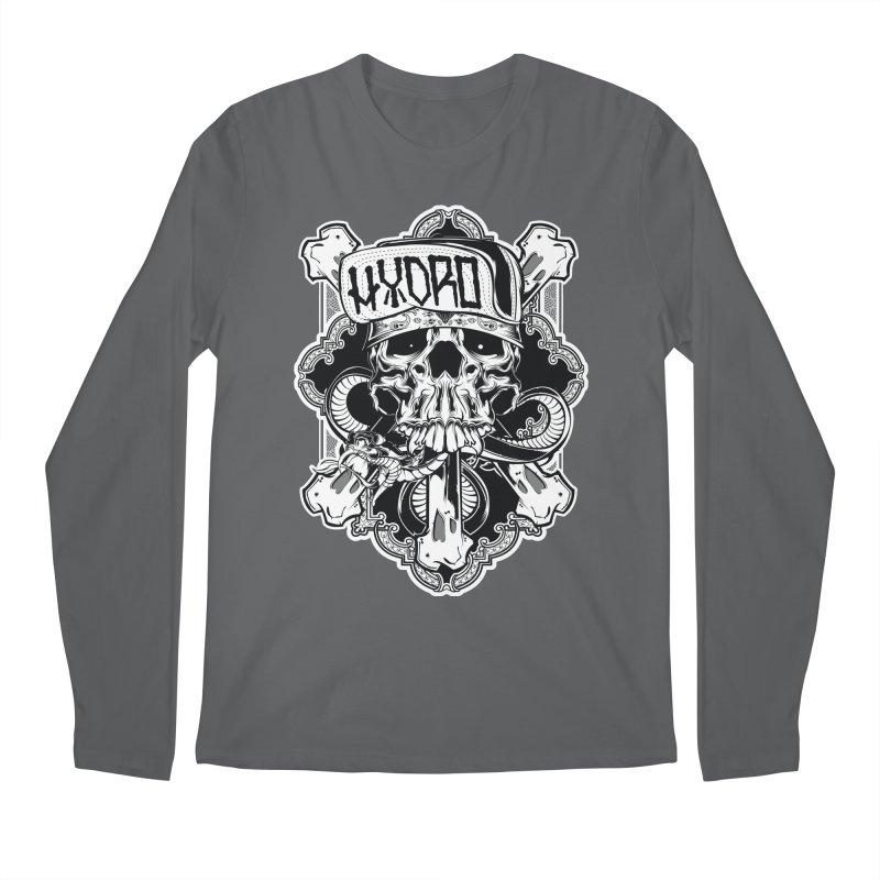 Hydro74 Old School Hesser Men's Longsleeve T-Shirt by HYDRO74
